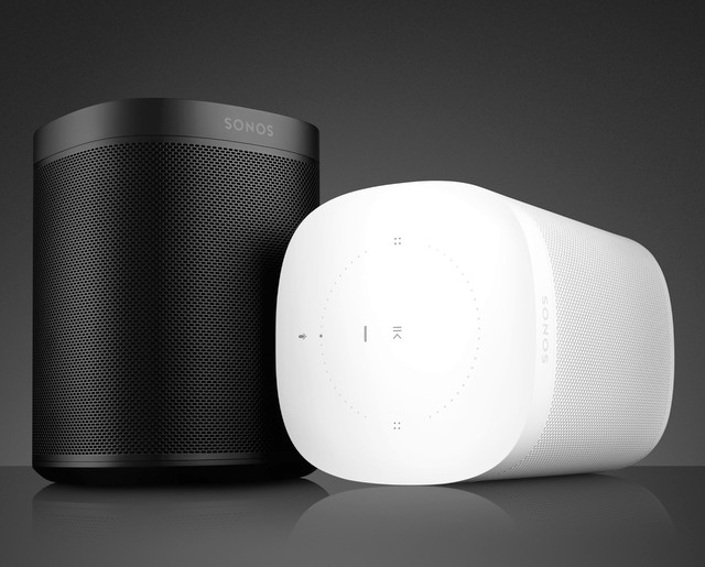 sonos one speakers